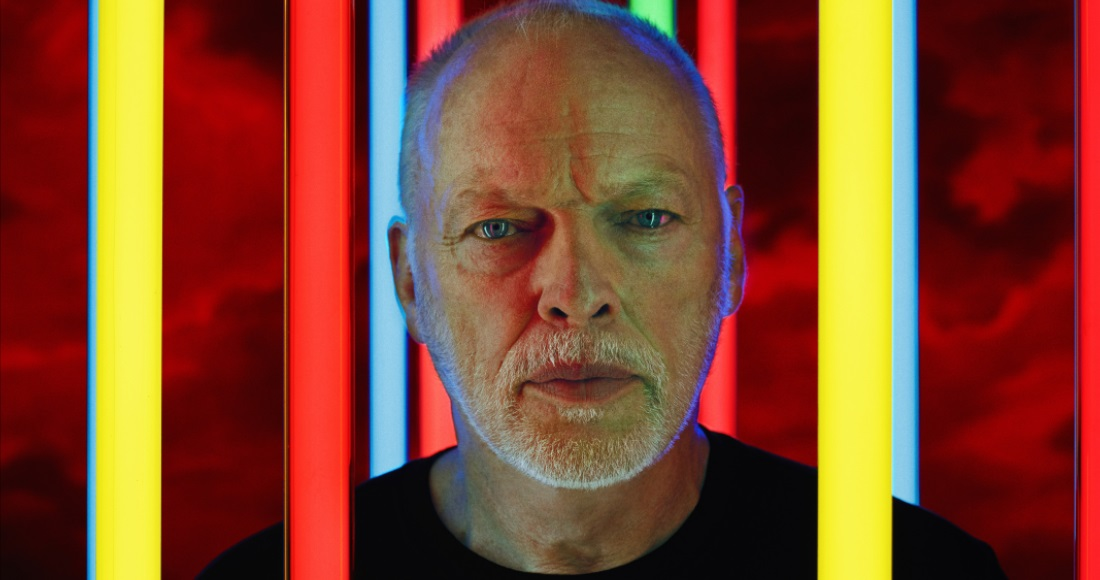 "David Gilmour scores second solo Number 1 album: ""I'm delighted"""