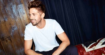 Ben Haenow has previewed his debut album and it's full of powerhouse pop-rock