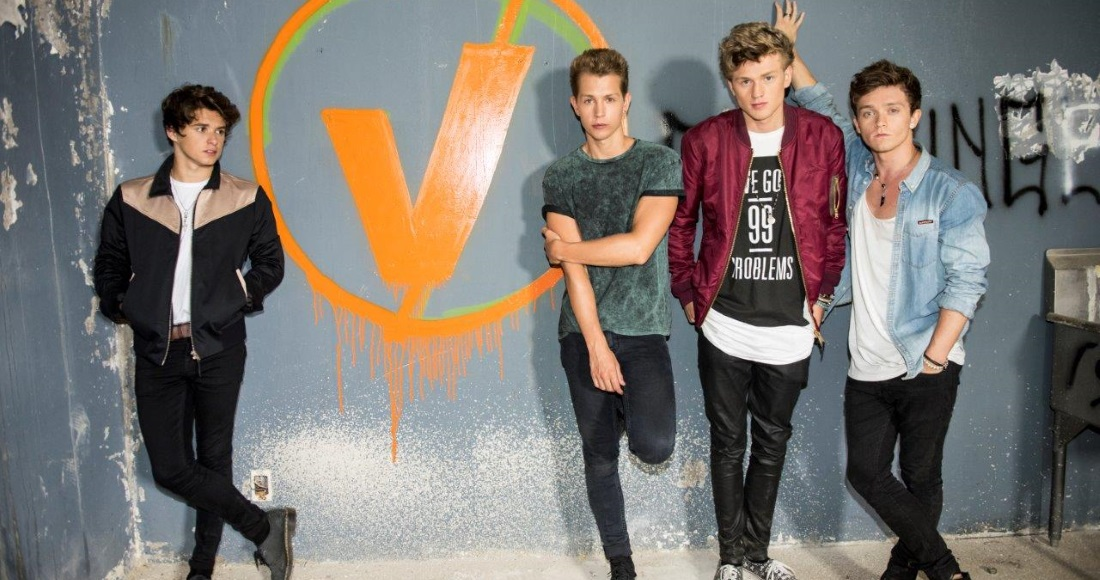 The Vamps announce their new single is a collaboration with Matoma