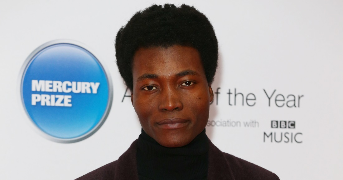 Mercury Prize winner Benjamin Clementine makes the Top 40