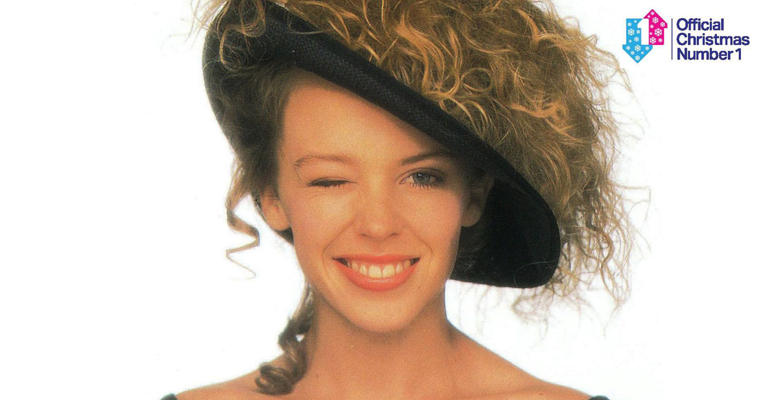 Kylie Minogue reunites with Stock, Aitken and Waterman for a surprise Christmas single