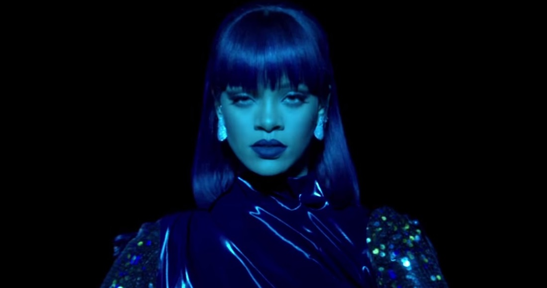 Rihanna's new single Work enters the UK Top 40 less than 24 hours after its release