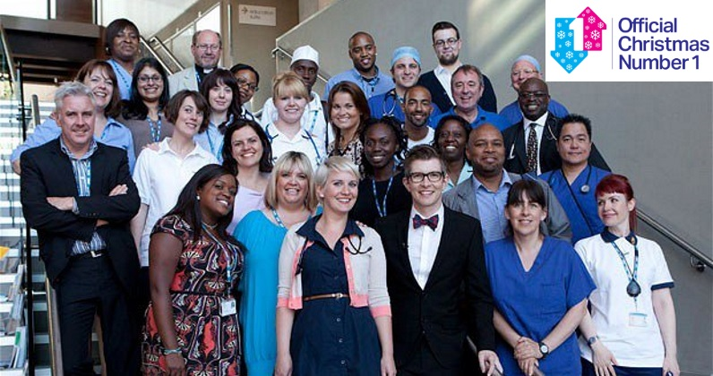 The NHS Choir on why they should be the 2015 Christmas Number 1