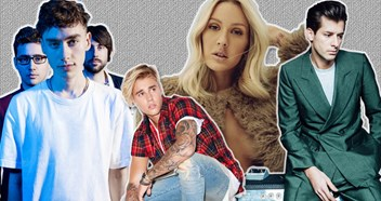 The Top 40 biggest songs of 2015 on the Official Chart