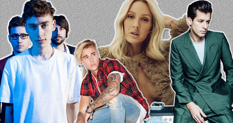 The Official Top 40 biggest songs of 2015