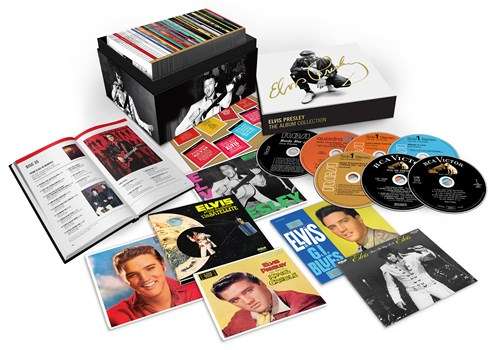 The Deluxe Set Which Celebrates 60th Anniversary Of His First Al On Rca Records Includes Fabled Sun Sessions Recorded In Memphis Prior To
