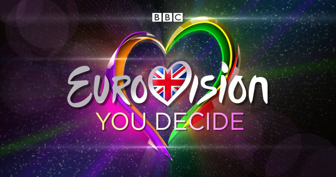Six former X Factor acts hoping to represent the UK at Eurovision