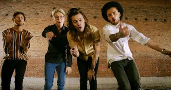 One Direction bid farewell (for now) with History music video