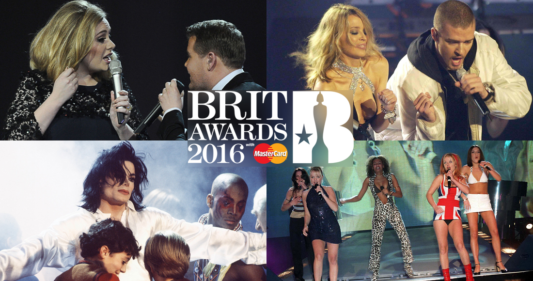 Quiz: Test your knowledge of the big BRIT Awards moments