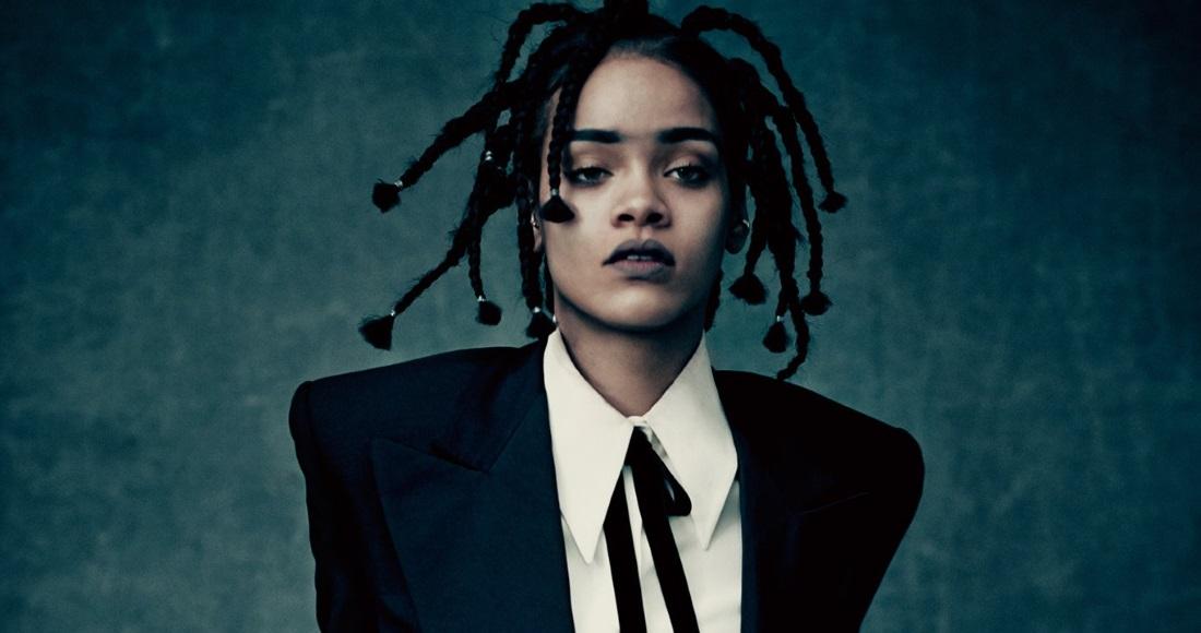 Rihanna Cover New Single Russian