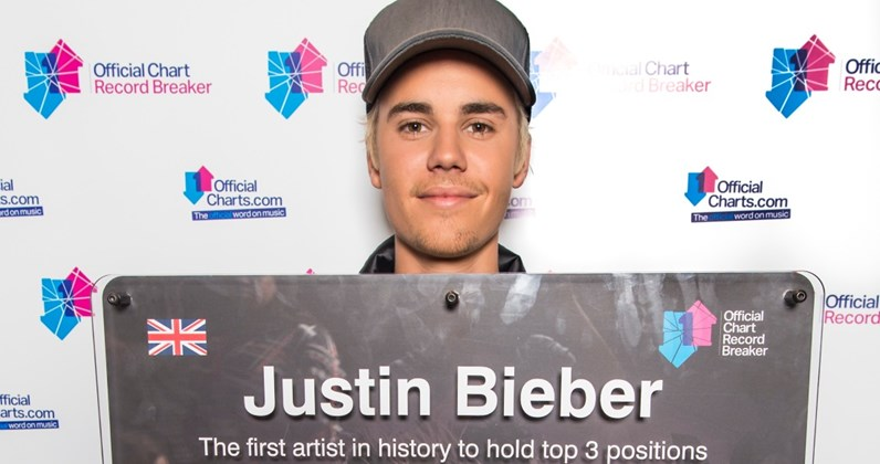 Justin Bieber | full Official Chart History | Official