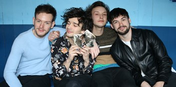 The 1975 score second chart-topping album with I Like It When You Sleep, for You Are So Beautiful Yet So Unaware of It