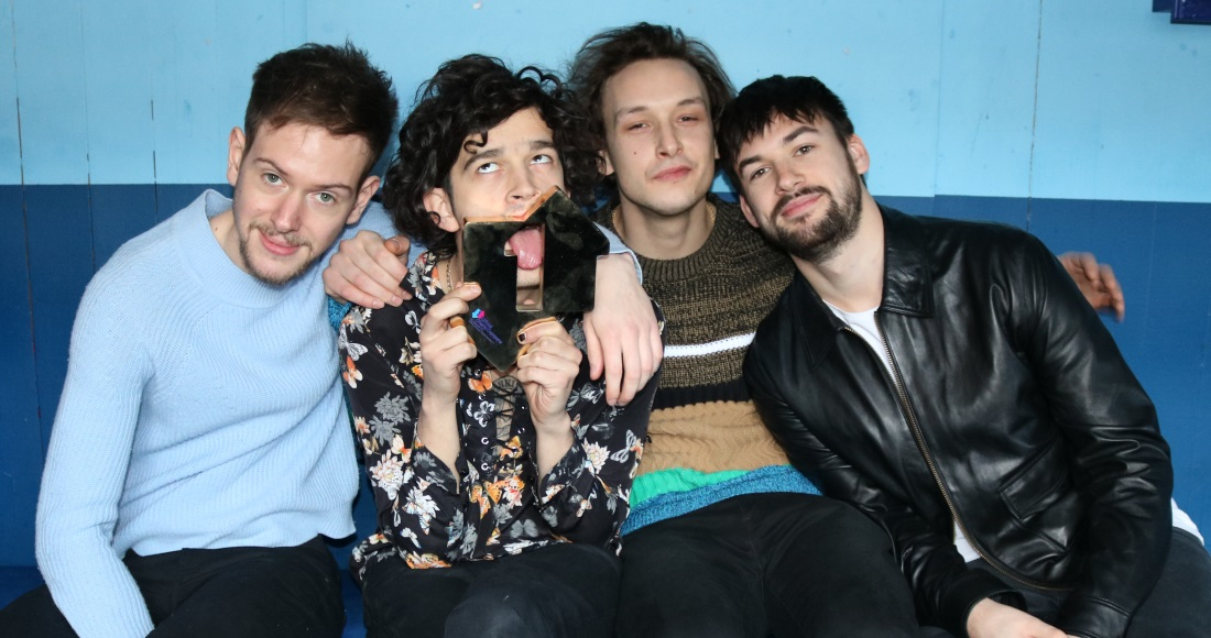 The 1975's biggest singles on the Official Chart revealed