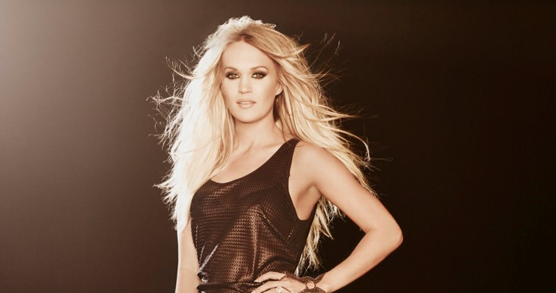 Carrie Underwood complete UK singles and albums chart history