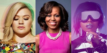 Michelle Obama teams up with Kelly Clarkson, Missy Elliot and more for charity single This Is For My Girls