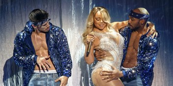 Best music pictures of the week: Mariah Carey, Iggy Azalea, more