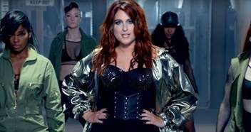 "Meghan Trainor defends Jennifer Lopez's Dr Luke-produced single Ain't Your Mama: ""It's just all ridiculous"""