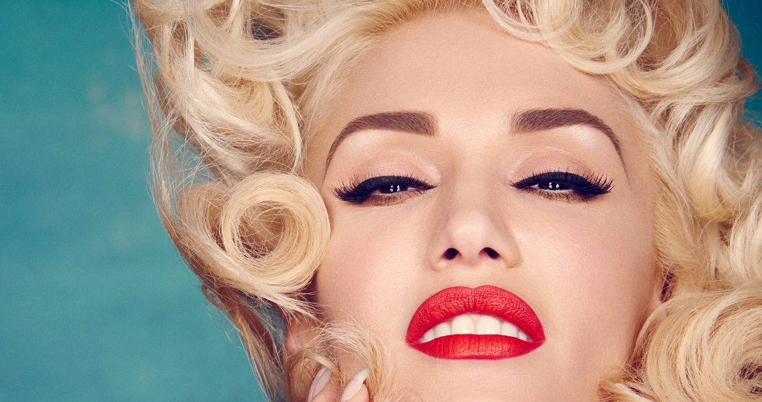 Gwen Stefani complete UK singles and albums chart history
