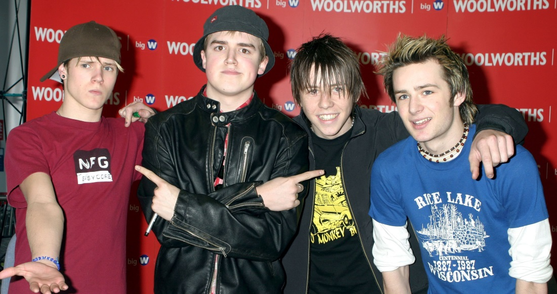 Flashback: McFly's debut single hit Number 1 13 years ago this week