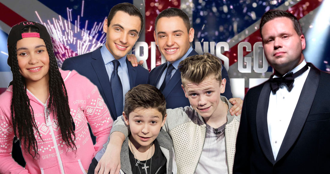 Britain's Got Talent's music stars: Where are they now?