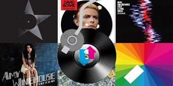 Happy 1st birthday to the UK's Official Vinyl Charts! The year's biggest vinyl stars revealed