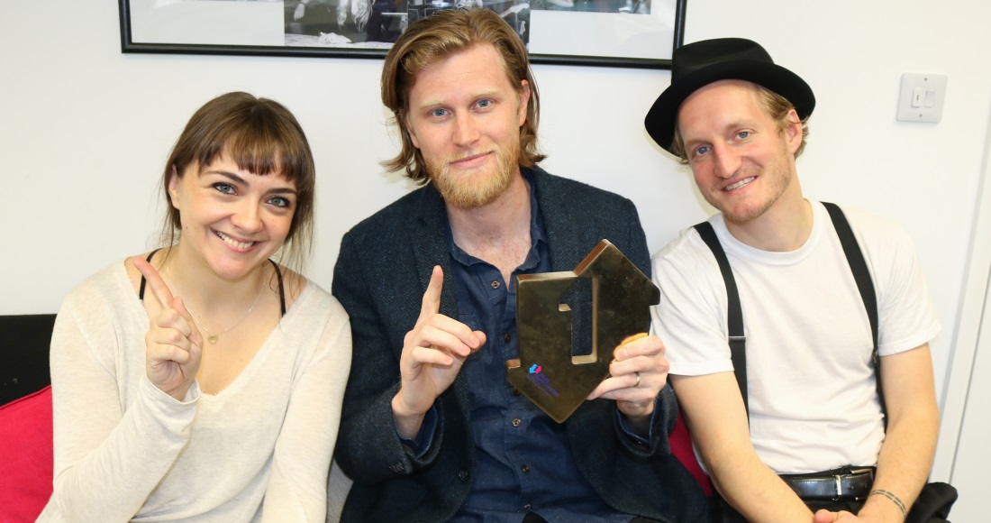 The Lumineers complete UK singles and albums chart history