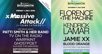 Win tickets to Barclaycard presents British Summer Time Hyde Park