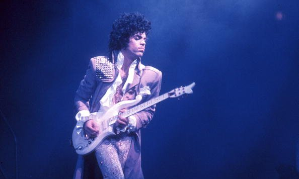 Prince's complete Official Chart history