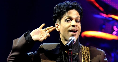 Prince's Top 20 biggest hits on the Official Chart