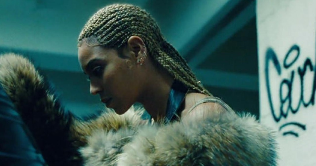 Beyonce's Lemonade vinyl pressed with Canadian punk band album