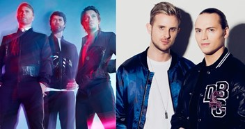 "Take That have recorded a ""fantastic"" song with Sigma"