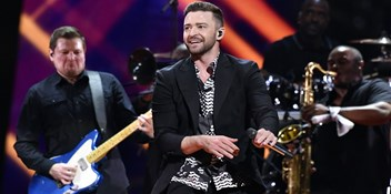 Justin Timberlake is working with some mega producers on his next album