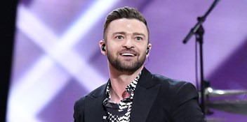 Justin Timberlake scores his first US Number 1 in 9 years with Can't Stop The Feeling