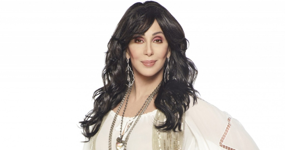Cher's Official Top 20 biggest selling downloads revealed