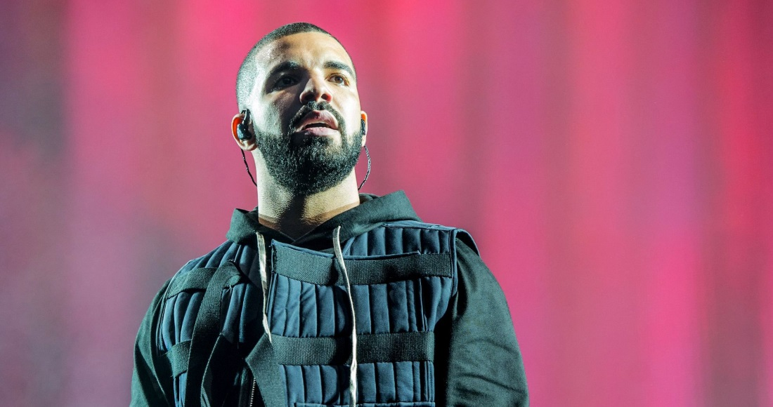 Drake's God's Plan makes it four weeks at Number 1 on the Official Singles Chart