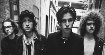 Catfish and the Bottlemen's The Ride is racing towards this week's Official Albums Chart Number 1