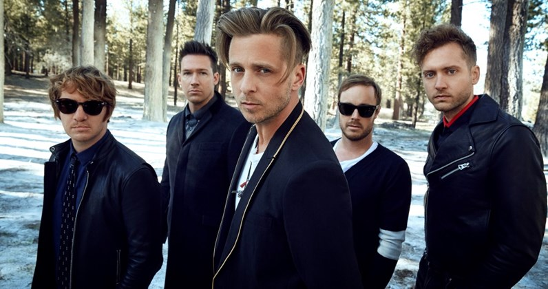 OneRepublic complete UK singles and albums chart history