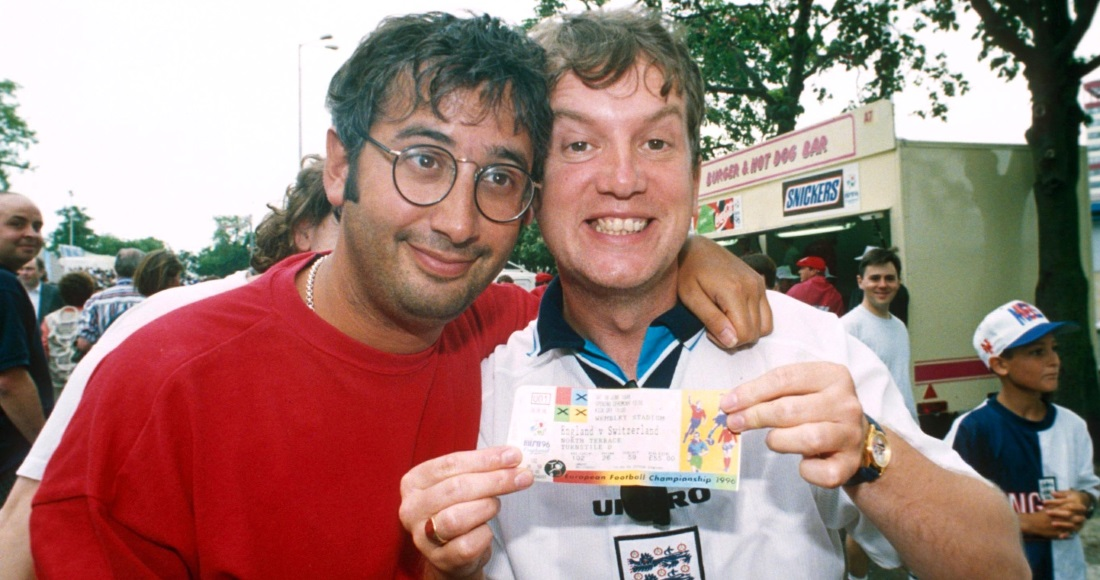 "Three Lions 20 years on: ""It was trite and twee, but ingratiating, too"""