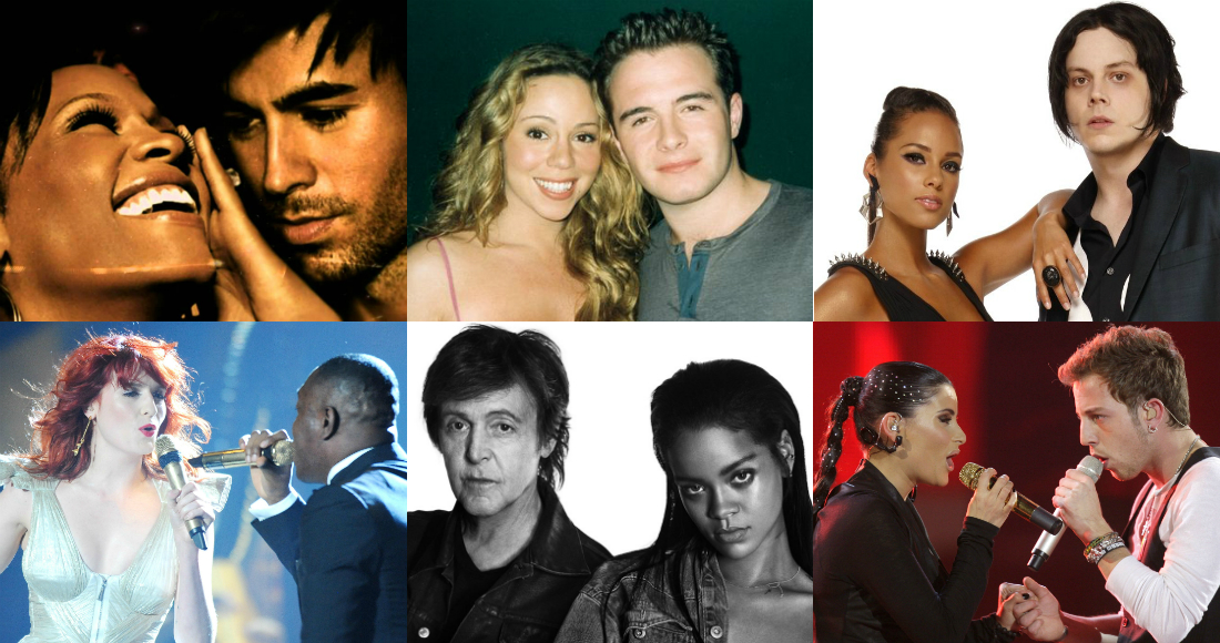 17 of pop's most unexpected collaborations