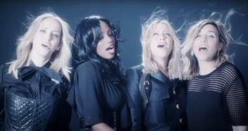 All Saints suit up for battle in This Is A War music video - watch