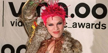 Flashback: Pink scored her first UK hit with There You Go 16 years ago this week