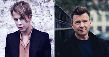 Tom Odell and Rick Astley battle for this week's Official Number 1 album