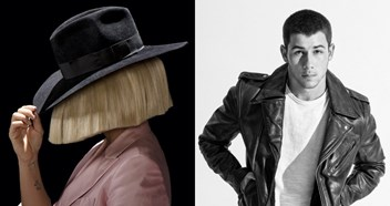Sia and Nick Jonas are this week's big climbers on the Billboard Hot 100