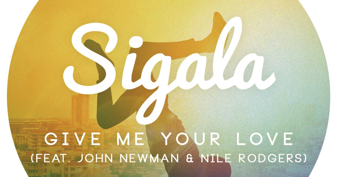 Sigala talks Give Me Your Love and future collabs - interview
