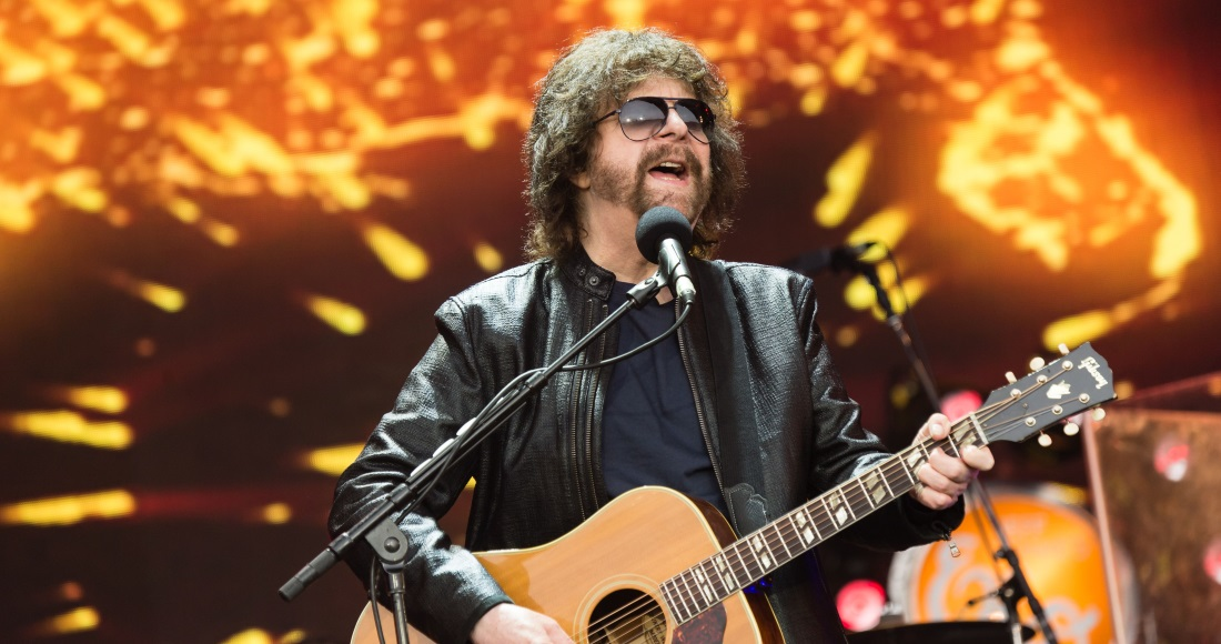 Electric Light Orchestra's greatest hits album All Over The World tops 1 million sales following Glastonbury legends slot