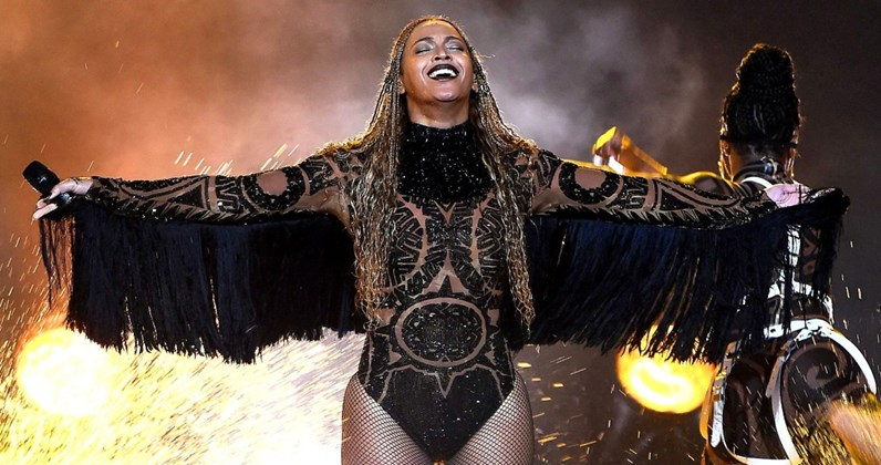 Beyonce complete UK singles and albums chart history