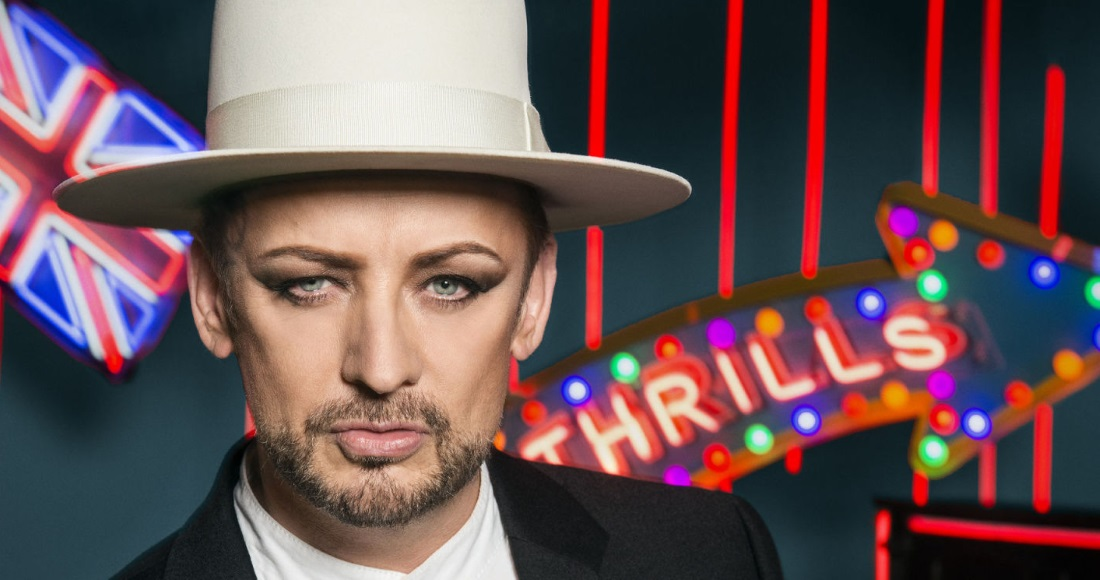 Boy George confirms departure from The Voice UK