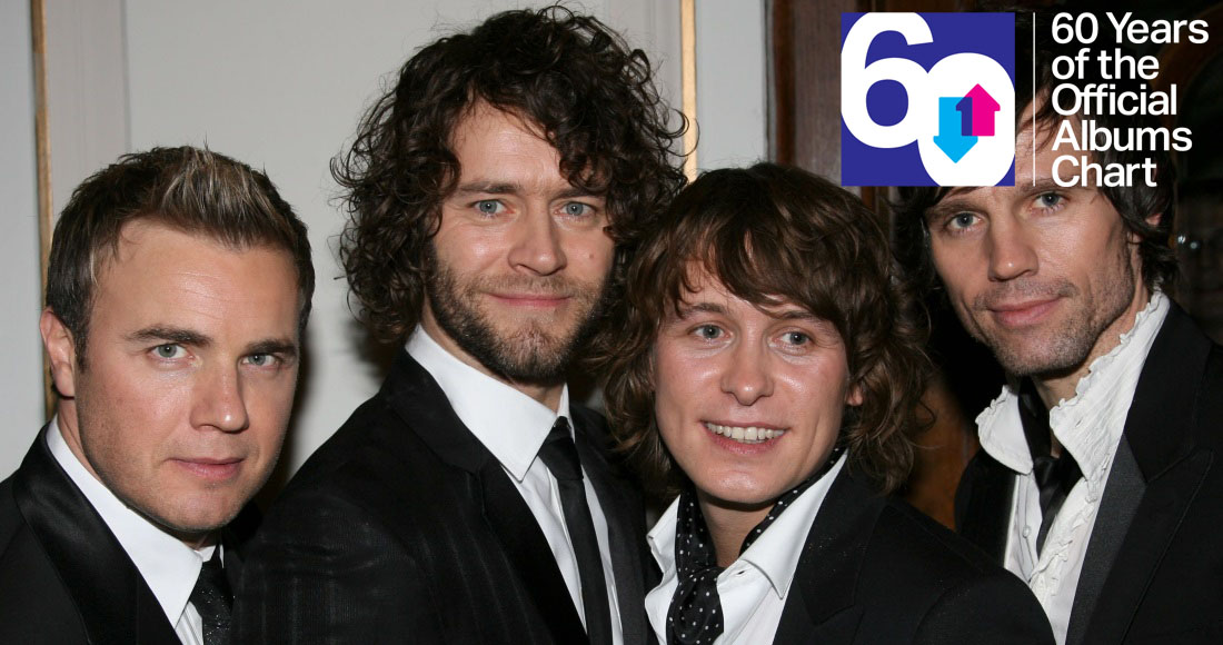 Flashback: Take That's comeback album Beautiful World is 10 years old