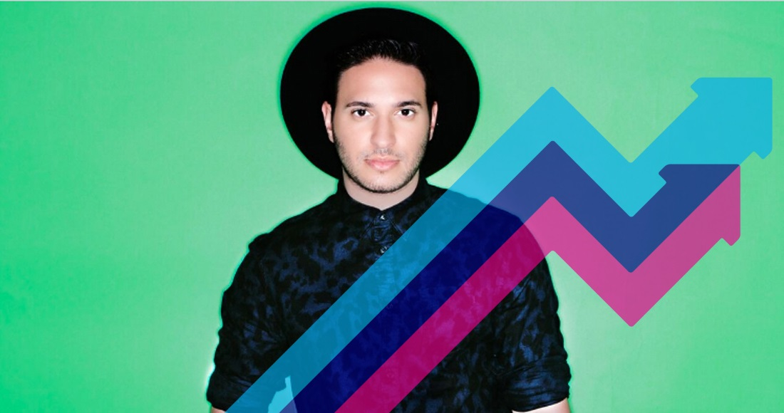 Jonas Blue's Perfect Strangers rises to Official Trending Chart Number 1