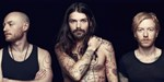 Biffy Clyro score second Number 1 on the Official Albums Chart with Ellipsis